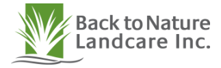 Back To Nature Landcare Inc.